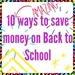Save money on your classroom!
