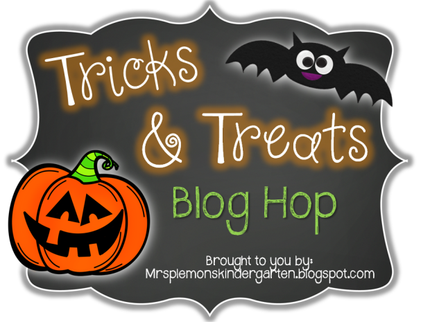 Tricks and Treats Button