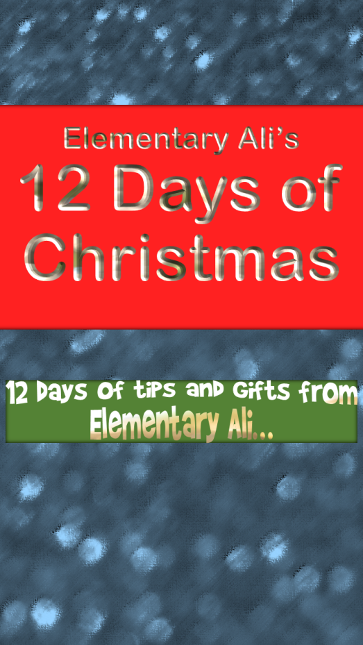 12 days of Christmas tips and gifts