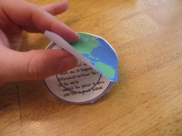 Earth Fact Booklet