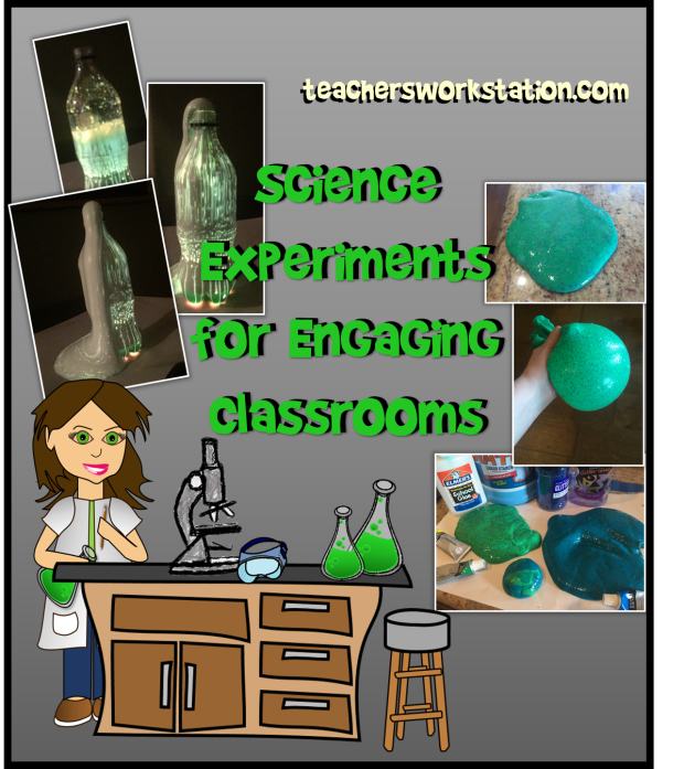 experiments for engaging classrooms