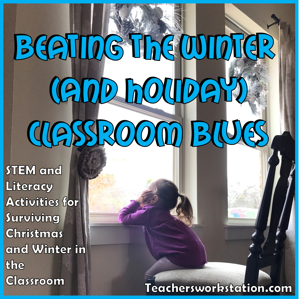 STEM and Literacy Activities for Surviving Christmas and Winter in ...