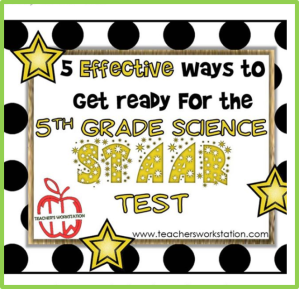 ways to get ready for the 5th grade science staar test