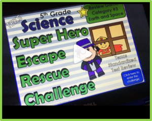 digital escape challenge science