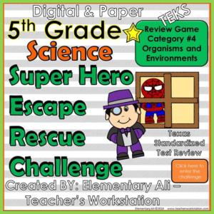 5th grade escape classroom 4