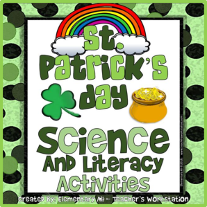 st patricks day science