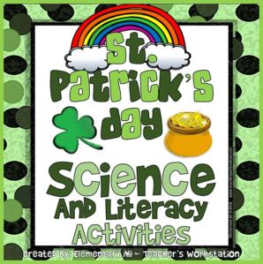 st patricks day science