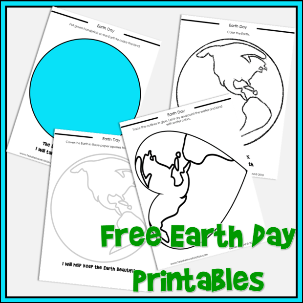 Earth Day primary